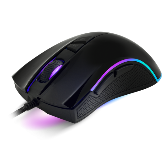 Gaming mouse shark